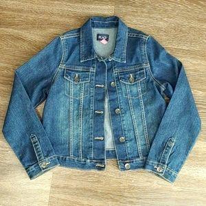 The Children's Place Jean Jacket Size 10/12